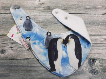 Spucktuch Pinguine groß